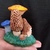 Munson among the Mushrooms, Garden Gnome