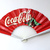Coca Cola Folding Hand Fan - Cocacola Coke
