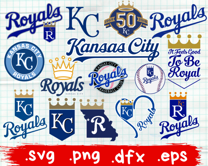 ClipartShop, Kansas City Royals, Kansas City Royals svg, Kansas City Royals