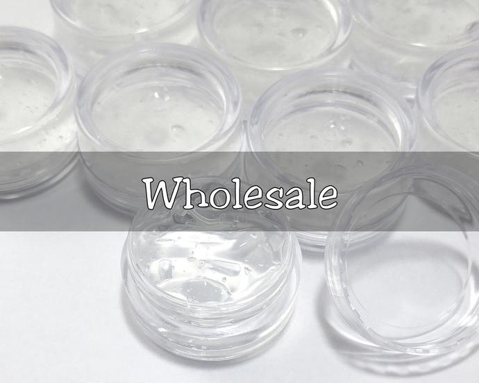 Wholesale - Stickit Glitter Adhesive - An Aloe Vera Based Cosmetic Glitter Gel