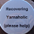 Recovering Yarnaholic Pinback Button