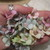 Mixed Pastel Fabric Flower Heads - 30 per bag