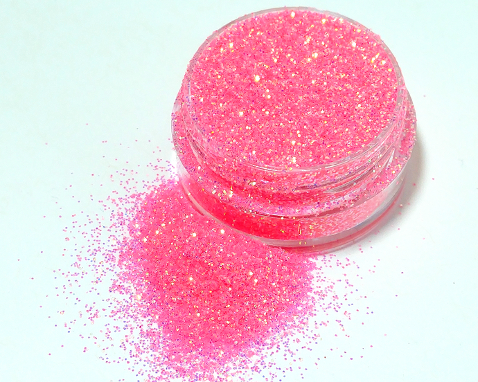 Pretty In Pink - Fine, Color Shifting Glitter