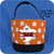 Halloween Trick or Treat Bag Bucket, Personalized Halloween Candy Bag, Trick or