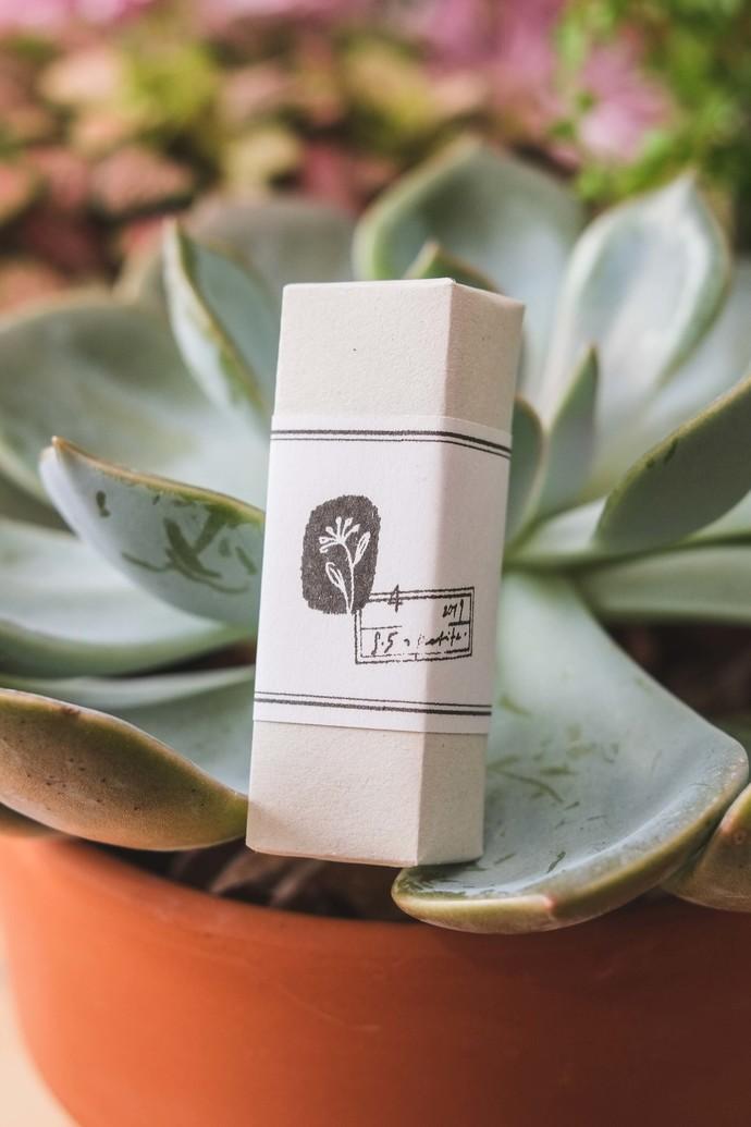 Kurukynki wooden stamp set - Petite No. 4 - perfect for journaling & happy mail