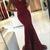 V-neck Prom Dresses,Long Evening Dresses,Sexy Party Dresses