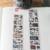 Papier Platz x eric washi tape - 2 cm wide masking tape 7m