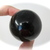 Natural Black Obsidian Carved Crystal Sphere Ball 40mm 96g