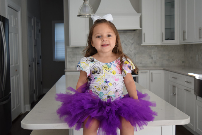 Purple Tutu - Kids Tutu - Adult Tutu - Mommy and Me Tutus - Flower Girl Tutu -