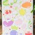 Cotton Danchoo sticker sheets - Danchoo Veggies
