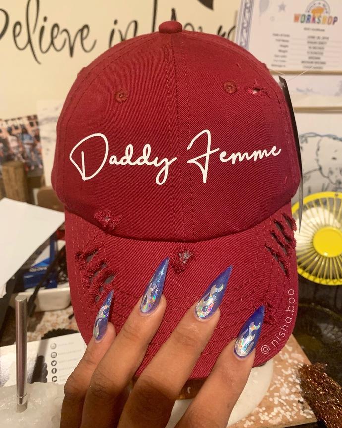 Daddy Femme Baseball Cap