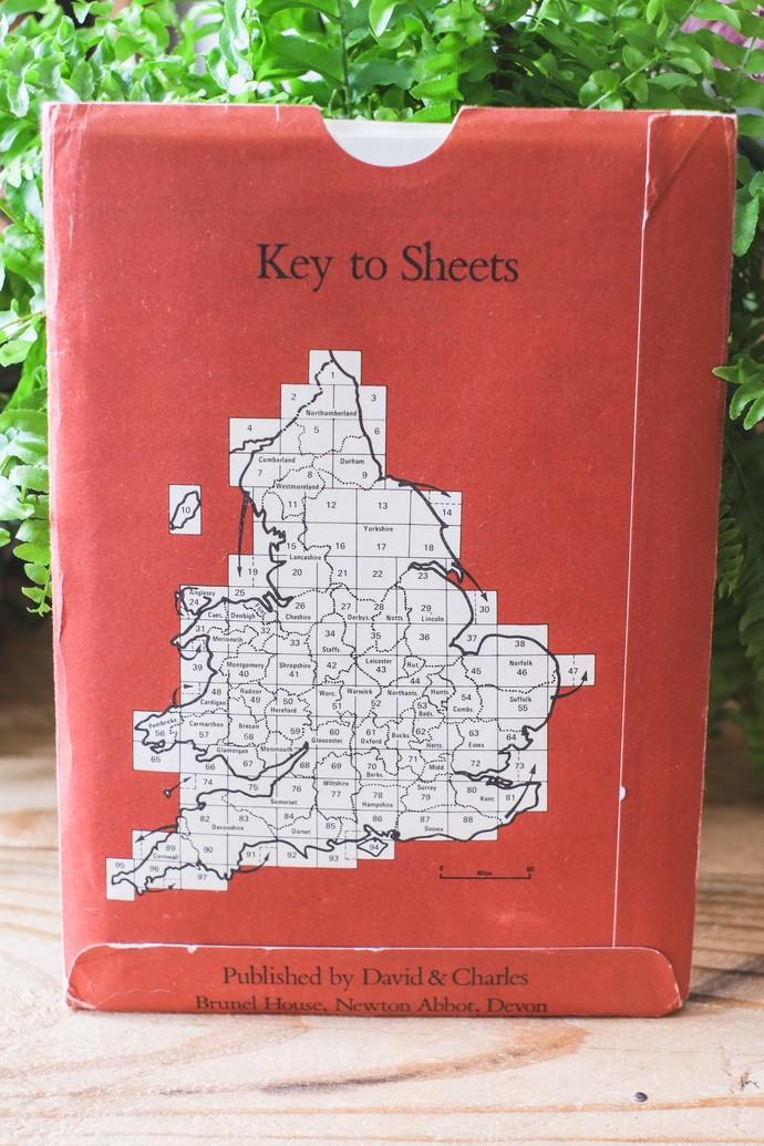 Vintage map - Ordinance Survey - Lincoln - sheet 29