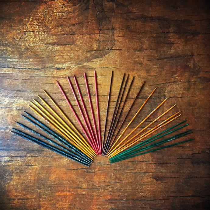 """Knitter's Pride Dreamz DPN - 6"""" (15.24cm) double pointed needles for socks,"""