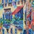 Venice Original Oil Painting on Canvas signed by Rebecca Beal Colorful Wall Art