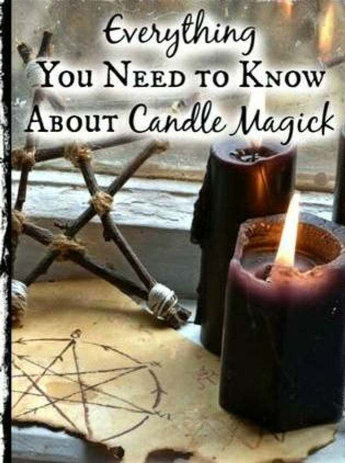 LEARN CANDLE MAGIC TUTORIAL / ONLINE COURSE