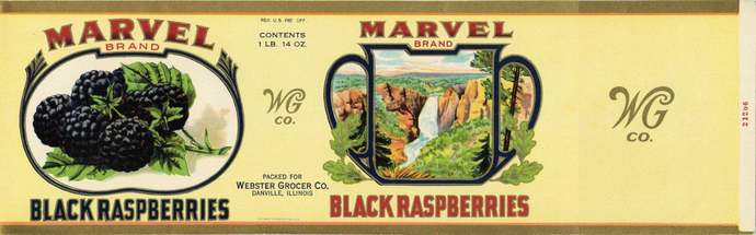 Black Raspberries can label Illinois