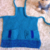 READY Apron Children's Apron With Pockets Apron For Girls Knitted Apron Apron