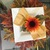 Autumn colors floral fall napkin holder rings dress up your tabletop dining