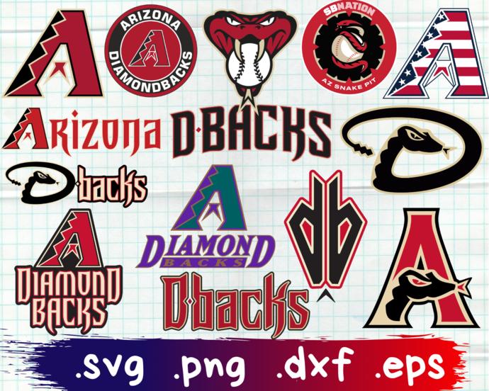 Arizona Diamondbacks, Arizona Diamondbacks logo, Arizona Diamondbacks svg,