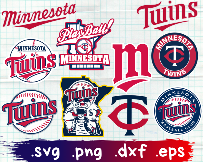 Minnesota Twins, Minnesota Twins svg, Minnesota Twins logo, Minnesota Twins