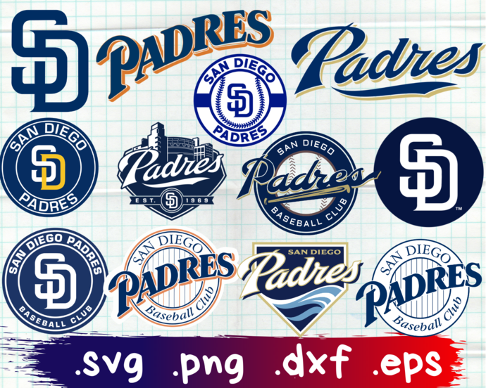 San Diego Padres, San Diego Padres svg, San Diego Padres clipart, San Diego