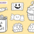 Spooky Sweets Digital Stamps