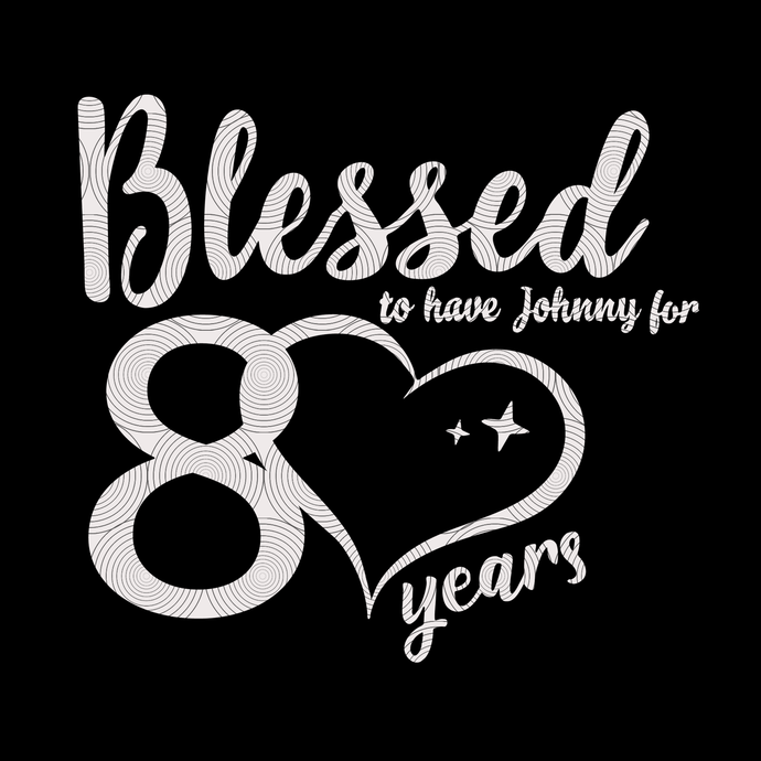 80 blessed by god for 80 birthday, vintage 1939 birtday cricut, birthday for