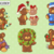 """Beary"" Christmas Clip Art Collection"