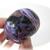 Charoite Carved Crystal Skull 45mm 71g