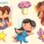 Cute Fairies Clip Art Collection