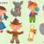 Oz Story Book Clip Art Collection