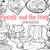 Frog Prince Digital Stamps