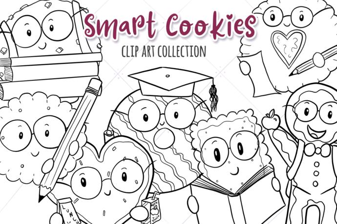 Smart Cookies Digital Stamps