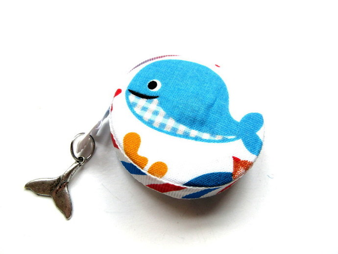 Measuring Tape  Lobster and Whale Small Retractable Tape Measure
