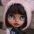 Esme •• ooak original takara blythe Sunshine Holiday with alpaca reroot