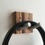 Gamer Gift, Industrial Style Headset Hooks of Wood and Metal