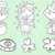St. Patrick's Day Digital Stamps