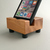 Smartphone Stand Made in USA from Reclaimed Wood