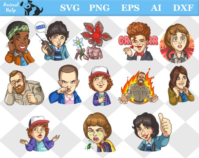 Big svg bundle clipart, cameo, silhouette, cricut, vector, svg, png, eps, dxf,