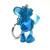 "Fifa World Cup Korea Japan Mascot NIK 2"" Figure Keychain / Bag Charm - Soccer"