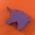 Unicorn Paper Cut Outs ~ Unicorn Die Cuts ~ 40 Large Unicorn Tags ~ Unicorn