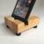 Phone Stand, Wood iPhone Stand, iPhone 6 Stand, iPhone 7 Stand, iPhone 8 Stand,