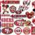 San Francisco 49ers, San Francisco 49ers svg, San Francisco 49ers clipart, San