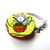 Tape Measure Sweet Sheep Knitting on Yellow Small Retractable Measuring Tape