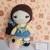 Pippa Goes To School- Crochet Amigurumi Pattern- PDF