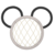 "Mickey Mouse Embroidery Applique Designs ""EPCOT (No Legs)"""