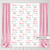 Step and Repeat Printable Backdrop, Alice in Wonderland Backdrop, Any Text,
