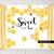 Bumblebee Invitation, Printable Files, First Birthday Invitation, Sweet to Bee