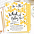 Bee Water Bottle Labels, Sweet as can bee Baby Shower Labels, Instant Download,