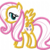 My Little Pony Embroidery Applique Designs - Fluttershy